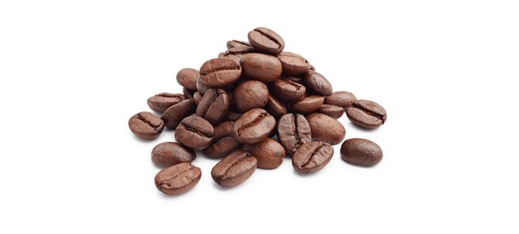 Ziarna kawy i wpływ kofeiny