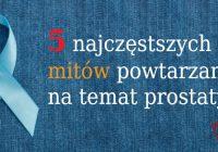 Mity na temat prostaty