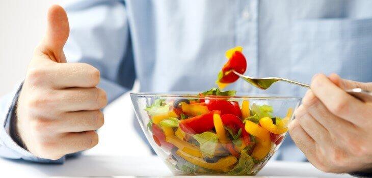 Dieta wpływa pozytywnie na zapobieganie problemom z prostatą